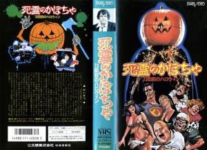 死霊のかぼちゃ 13回目のハロウィン VHSネットレンタル ビデオ博物館 廃盤ビデオ専門店 株式会社Kプラス