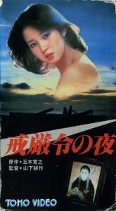 戒厳令の夜 VHSネットレンタル ビデオ博物館 廃盤ビデオ専門店 株式会社Kプラス