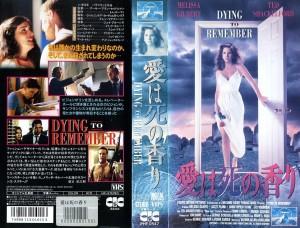 愛は死の香り VHSネットレンタル ビデオ博物館 廃盤ビデオ専門店 株式会社Kプラス