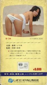 亜希いづみのドキュメントポルノ 団地妻 濡れた火遊び VHSネットレンタル ビデオ博物館廃盤ビデオ専門店 株式会社Kプラス