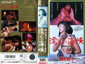 おんなの細道 濡れた海峡 VHSネットレンタル ビデオ博物館 廃盤ビデオ専門店 株式会社Kプラス