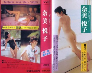 奈美悦子 青い鳥どこに VHSネットレンタル ビデオ博物館 廃盤ビデオ専門店 株式会社kプラス VHS買取 ビデオテープ買取