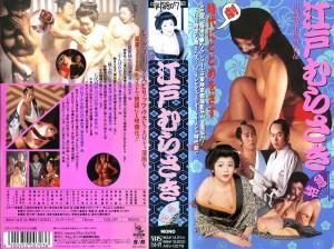 江戸むらさき特急 VHSネットレンタル ビデオ博物館 廃盤ビデオ専門店 株式会社Kプラス