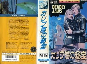 カリブ海の秘宝 VHSネットレンタル ビデオ博物館 廃盤ビデオ専門店 株式会社Kプラス