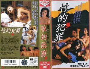 性的犯罪 VHSネットレンタル ビデオ博物館 廃盤ビデオ専門店 株式会社Kプラス