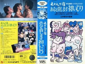未亡人下宿 あなたも貸します初いじり VHSネットレンタル ビデオ博物館 廃盤ビデオ専門店 株式会社Kプラス