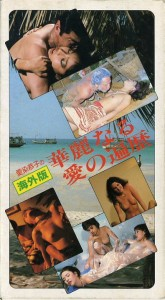 愛染恭子の海外版 本番生撮り 華麗なる愛の遍歴 VHSネットレンタル ビデオ博物館 廃盤ビデオ専門店 株式会社Kプラス