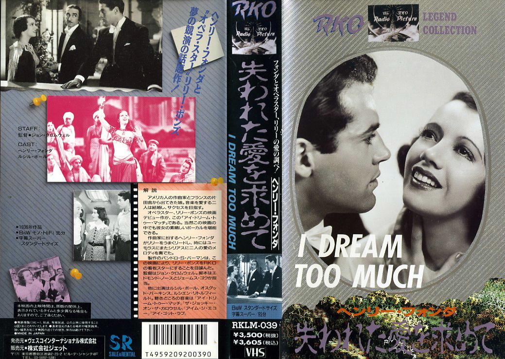 恋の歌 失われた愛を求めて VHSネットレンタル ビデオ博物館 廃盤ビデオ専門店 株式会社Kプラス