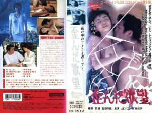 歪んだ欲望 VHSネットレンタル ビデオ博物館 廃盤ビデオ専門店 株式会社Kプラス