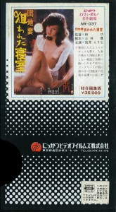 団地妻 狙われた寝室 VHSネットレンタル ビデオ博物館 廃盤ビデオ専門店 株式会社Kプラス