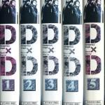 D×D D×D TVドラマ VHS全5巻セット Dangerous Angel Death Hunter  VHSネットレンタル ビデオ博物館 廃盤ビデオ専門店 株式会社Kプラス