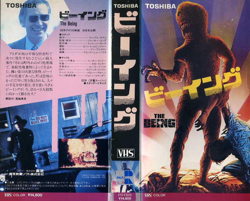 ビーイング VHSネットレンタル ビデオ博物館 廃盤ビデオ専門店 株式会社Kプラス