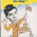 ジェリー・ルイスの 底抜け船を見棄てるナ