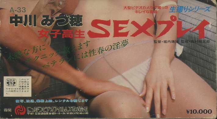 中川みづ穂 女子高生SEXプレイ
