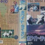 ホワイト・ライオン 大草原の奇跡